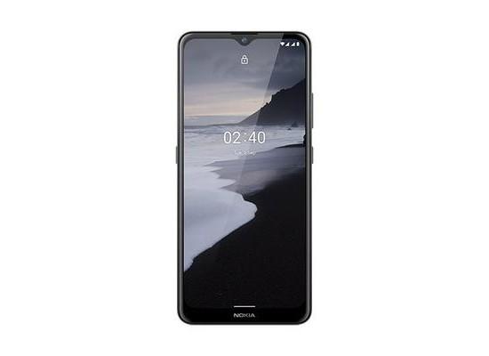 Nokia 2.4 32GB Dual Sim Phone - Grey