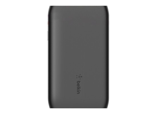 Belkin BOOST CHARGE 5K Power Bank with 12W USB-C IN + USB-A OUT - Black