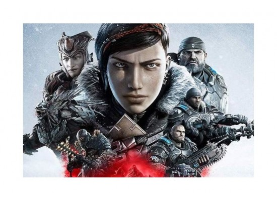 Gears 5 - Xbox One Game