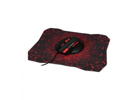 EQ Marvo G928+G1 Mouse And Mousepad