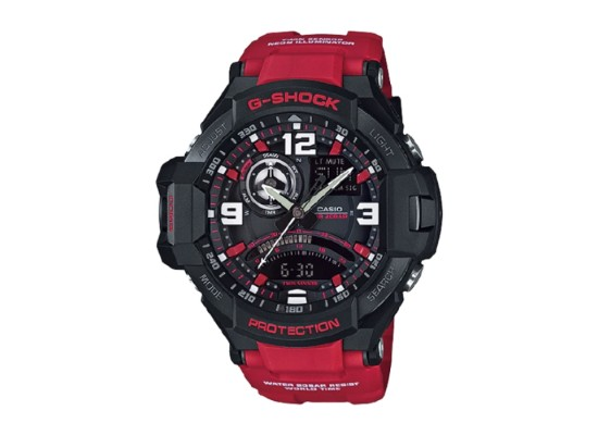 Casio G-Shock 51mm Men's Digital Watch (GA-1000-4BDR) in Kuwait | Buy Online – Xcite
