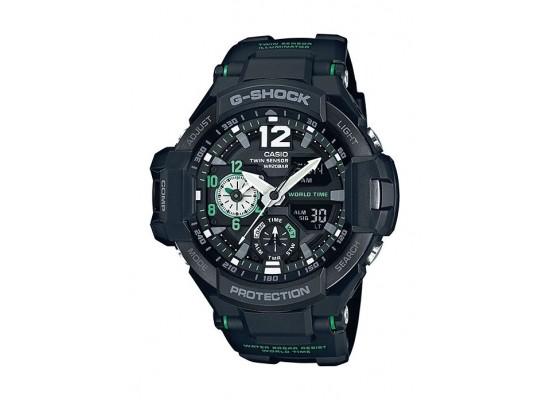 Casio G-Shock Gravity Master Sport Watch (GA-1100-1A3SDR)