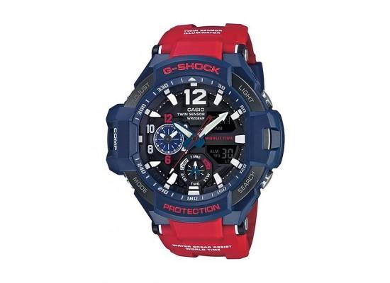 Casio G-Shock Gravity Master Sport Watch  (GA-1100-2ASDR)