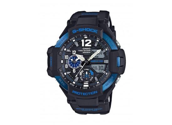 Casio G-Shock Gravity Master Sport Watch (GA-1100-2BDR)