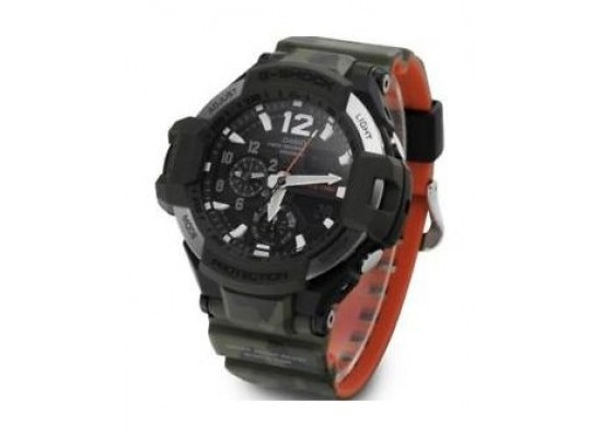 b41a20973eef Casio G-Shock Gravity Master Sport Watch For Men (GA-1100SC-3ADR ...
