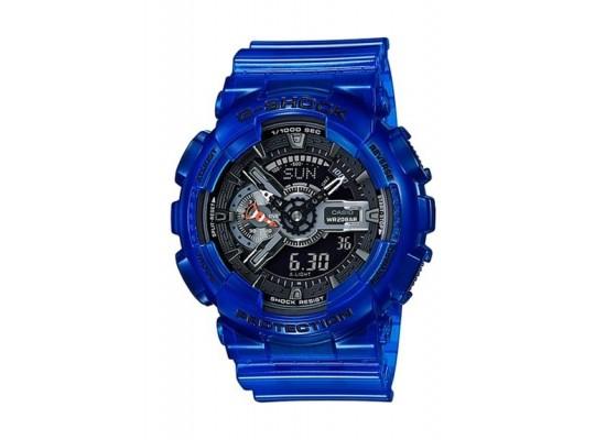 62d756e1304 Casio G-Shock Blue Band Sport Watch (GA-110CR-2ADR)