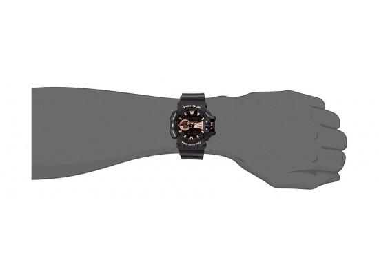 Casio G-Shock Black Band Men's Sport Watch (GA-400GB-1A4DR)