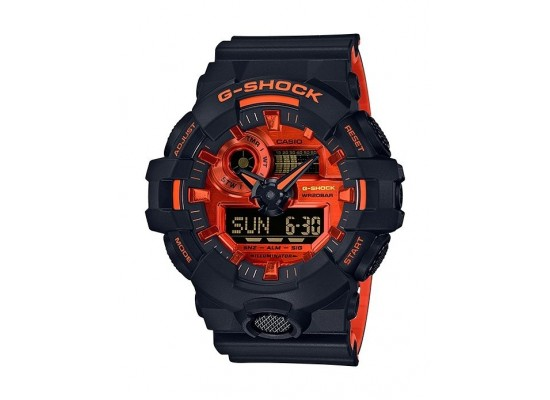 Casio G-Shock Analog-Digital Sports Watch (GA-700BR-1ADR)