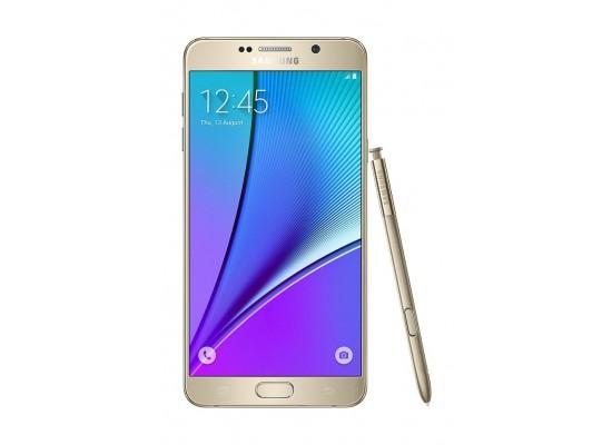 Buy Samsung Galaxy Note 5 64gb Gold Online At Best Price In Kuwait