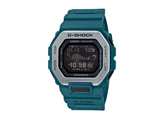 Casio G-Shock Smart Men's Digital Watch GBX-100-2DR in Kuwait | Buy Online – Xcite