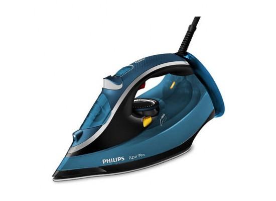 Philips 2800W Azur Pro Steam Iiron (GC4880/26) - Blue