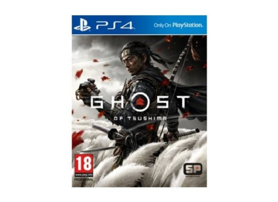 Ghost Of Tsushima Standard Edition – PS4 Game