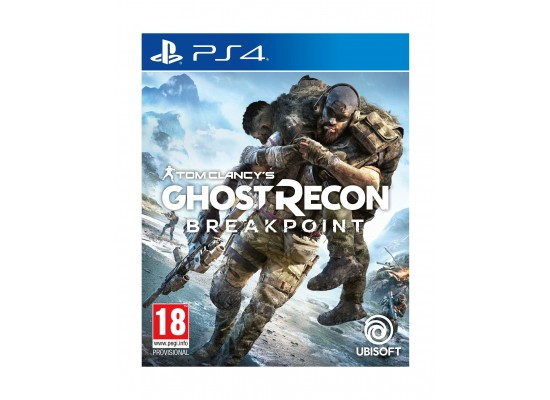 Tom Clancy's Ghost Recon Breakpoint - PlayStation 4 Game