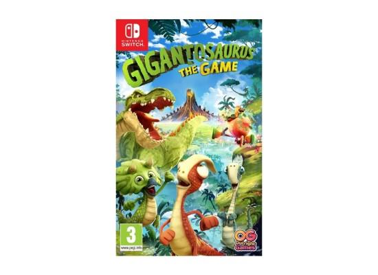 Gigantosaurus Nintendo Switch Game in Kuwait | Buy Online – Xcite