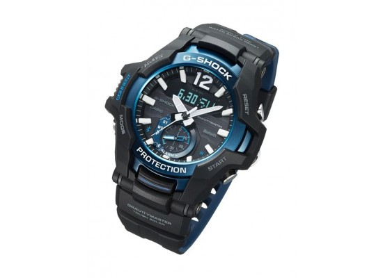 Casio G-Shock Gravity Master Analog Sport Watch (GR-B100-1A2DR)