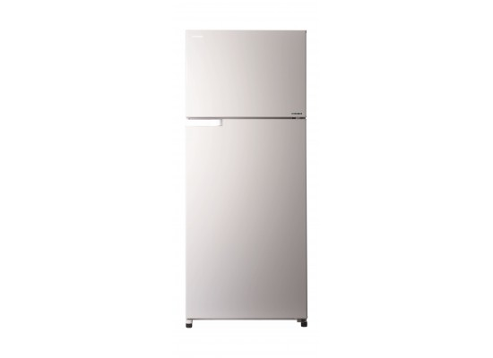 TOSHIBA 21 Cft. Top Mount Refrigerator (GR-H655UDZ-K) - White