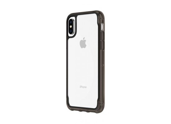 Griffin Survivor Clear For Apple iPhone XS - Clear/Black 1