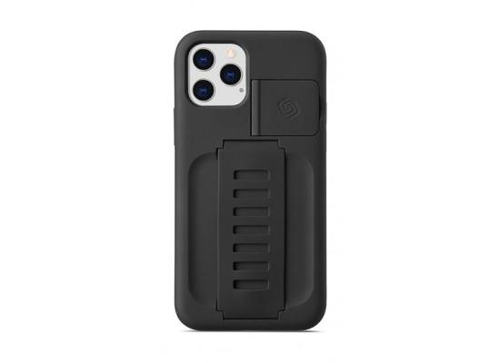 Grip2u Boost iPhone 12 Max Cover - Charcoal