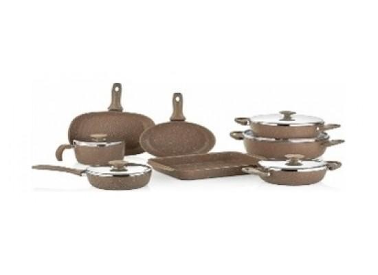 Saflon 13 Pieces Cooking Set - GSA088