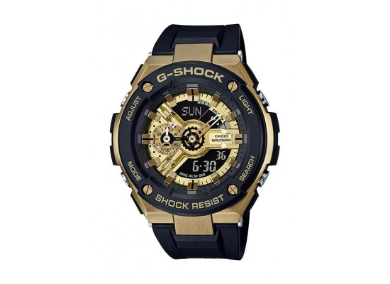526ae93b70b Casio G-Shock G-Steel Analog-Digital Sport Watch (GST-400G-1A9DR ...