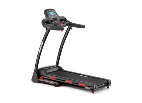 Reebok GT40S One Series Treadmill - Black