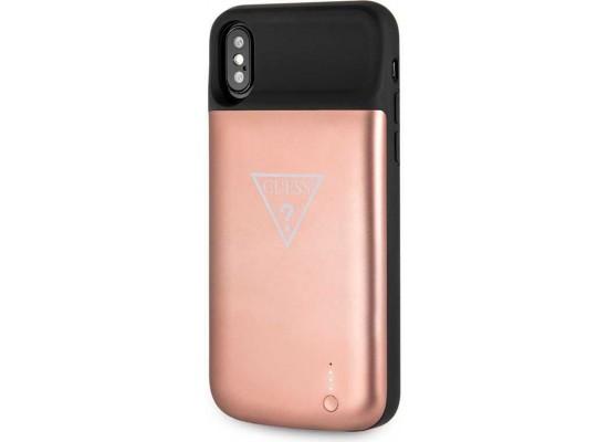 Guess 3600 mAh Power Case For iPhone X/XS (GUFCPCPXRO0 - Gold