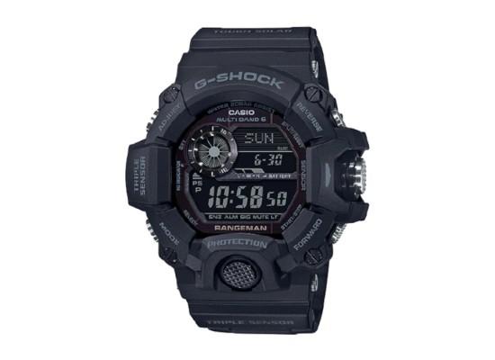 Casio G-Shock 49mm Men's Digital Watch GW-9400-1BDR in Kuwait   Buy Online – Xcite
