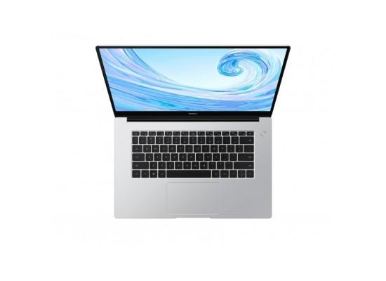 Huawei MateBook D AMD Ryzen i5 8GB RAM 1TB HDD+256GB SSD 15.6-inch Laptop - Silver