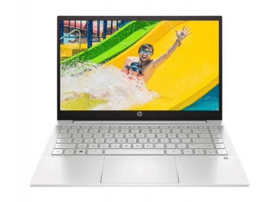 HP Pavilion 14 Intel Core i5 8GB RAM 512GB SSD Laptop (14-dv0014ne) - Silver