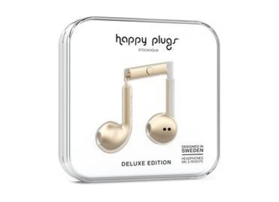 Happy Plugs Earbud Plus (HP-7826) – Champagne
