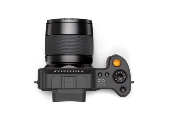 Hasselblad X1D 50MP Mirrorless Digital Camera With 45mm Lens (4116) - Black