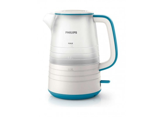 Philips 2200W 1.5Liters Kettle (HD9334/12) - White