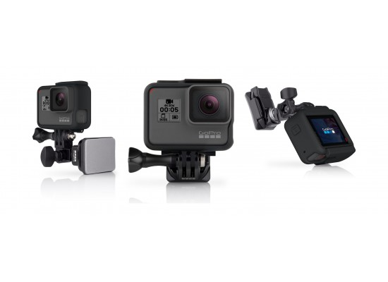 GoPro Front And Side Helmet Mount