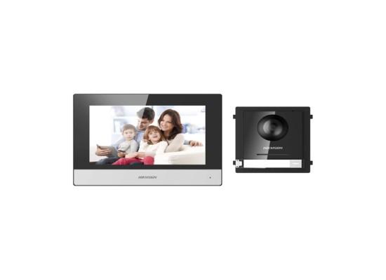 HIK Vision Video Intercom Kit (DS-KIS602) in Kuwait | Buy Online – Xcite