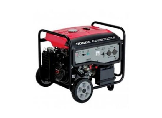Honda Gasoline Generator EZ6500CXS - 18.5L