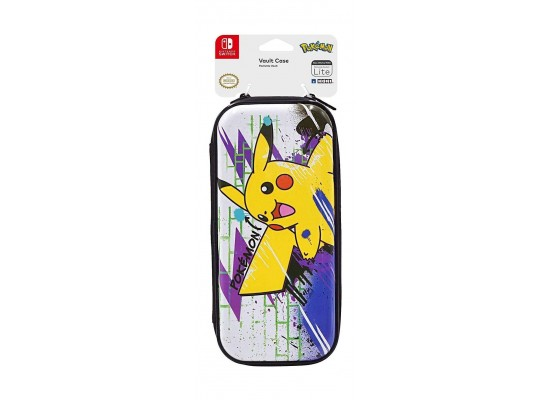 Hori Nintendo Switch Premium Vault Case - Pikachu Edition