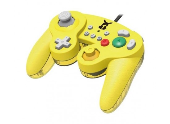 Hori Nintendo Switch: Super Smash Bros GamePad - Pikachu