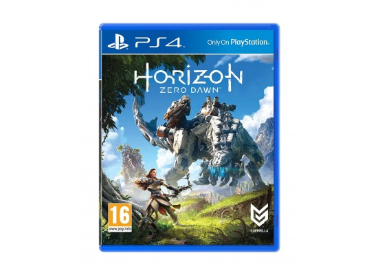 Horizon: Zero Dawn Standard Edition – Playstation 4 Game Cover