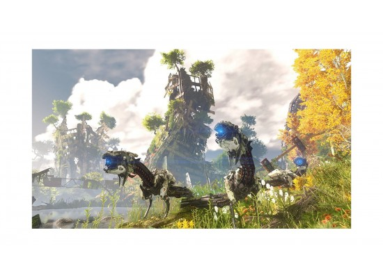 Horizon: Zero Dawn Standard Edition – Playstation 4 Game Gameplay 2