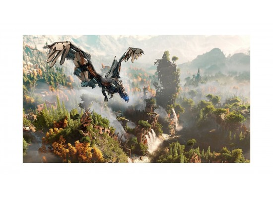 Horizon: Zero Dawn Standard Edition – Playstation 4 Game Gameplay 1