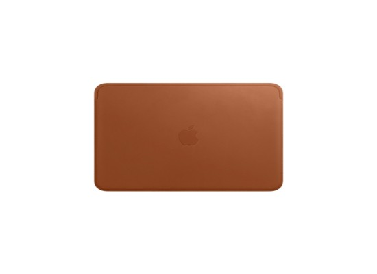 Buy Apple Leather Sleeve for 12‑inch MacBook - Saddle Brown