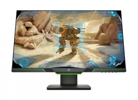 HP 27-inch Full HD Gaming Monitor - 3WL54AA 1