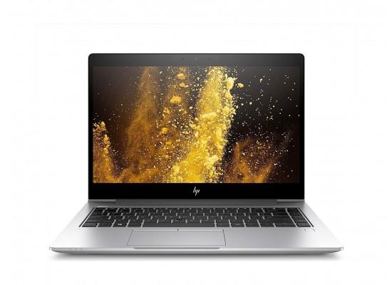 HP EliteBook 840 Core i7 8GB RAM 512GB SSD 14-inch Gaming Laptop - Silver