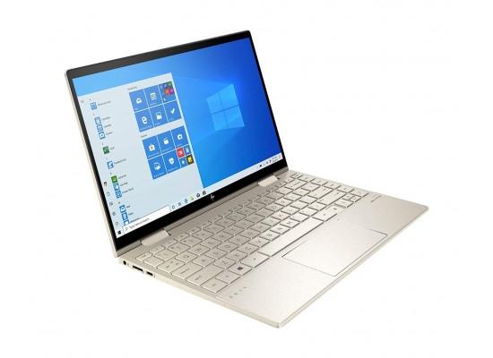 """HP Envy x360 Intel Core i7 11th Gen.16GB RAM 1TB SSD 13.3"""" Laptop (13-BD0000NE) - Pale Gold"""