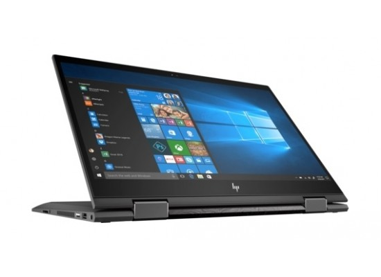 HP ENVY x360 GeForce MX150 4GB 16GB RAM 512GB NVMe M 2 SSD 15-inch  Convertible Laptop (15-CN0002NE) - Dark Ash Silver