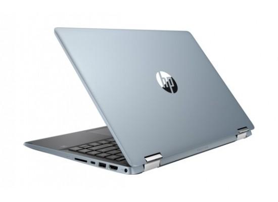 HP Pavilion X360 Core i3 4GB RAM 1TB HDD + 128 SSD 14-inch Laptop - Blue