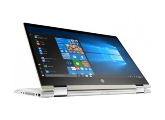 HP Pavilion x360 Core i3 4GB RAM 1TB HDD + 16GB Octane 14 Inch FHD Touch Convertible Laptop (14-CD1005NE) - Silver