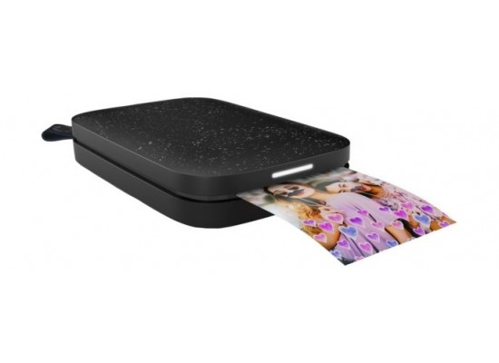 Luna Sprocket 2nd Edition Photo Printer - Black