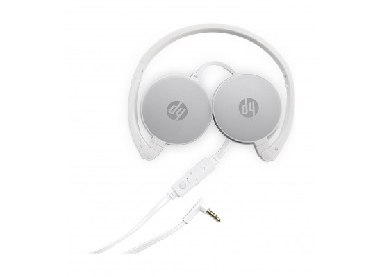 HP Stereo Headset H2800 - White Silver