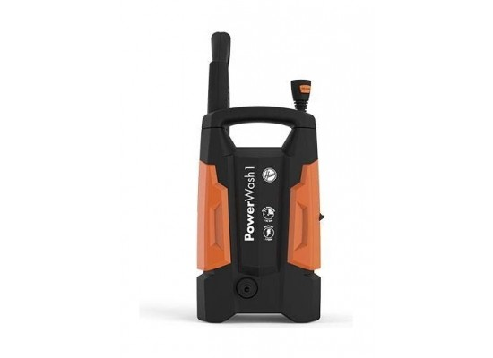 Hoover 1700W 130 Bar PowerWash Pressure Washer (HPW0-ME) - Orange/Black
